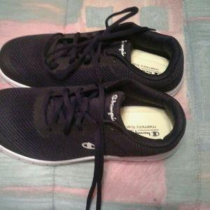 Champion Black Sneakers